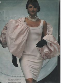 Helena - Christian Dior Haute Couture! Fall-Winter. 1992/1993