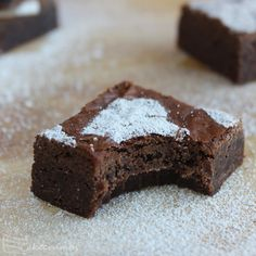 One-Pot Chocolate Brownies
