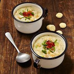 It's National Clam Chowder Day! Make a healthier version of your favorite.