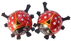 Chocolate ladybirds - party bags