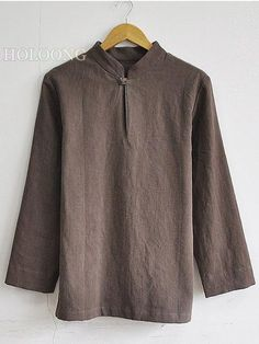 Well-Educated Medieval Renaissance Viking Men Tunic Dress Cotton Tunic Short Sleeve Kurta Suit Robe Camisa Hombre Male Clothes Stage Costumes Casual Shirts