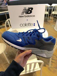 Colette x New Balance 580: Dropping Next Week - EU Kicks: Sneaker Magazine