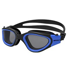 23761e776c4 Swimming Accessories Plain Glass Swimming Goggles Large Frame Anti Fog  Goggles CF7202 -- You can find out more details at the link of the image.