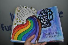 Wreck This Journal!!! Want it!!!