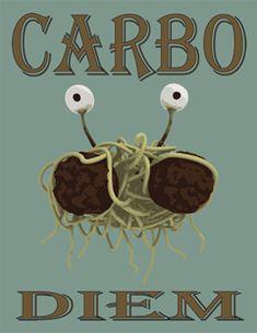 Propaganda Materials « Church of the Flying Spaghetti Monster. Love it!