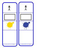 Atributos bloques lógicos Math Activities, 1, Activities, School, Special Education, Toddler Yoga, Initials, Concept, Index Cards