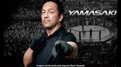 Vou contar aos meus filhos que encontrei o grande Mario Yamasaki em minh...