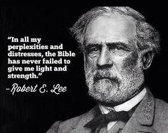 Robert E Lee bible