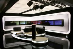 Pro-AV solutions for TV studio