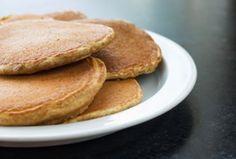 Healthy pancake recipes...banana applesauce - yum!