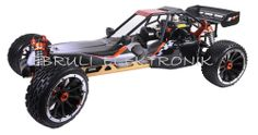 RC Buggy Verbrenner Pitbull X  25ccm 2,4 GHz OFFROAD 2WD M 1:5 2-Takt-Motor NEU