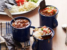 Get this all-star, easy-to-follow Sunny's Game Day Chili recipe from Sunny Anderson