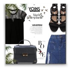 """""""YOINS 11/20"""" by alinnas ❤ liked on Polyvore featuring yoins, yoinscollection and loveyoins"""
