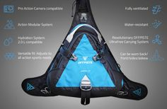 OFFPISTE: An innovative sports pack, accessible in motion by Gil Wiener — Kickstarter