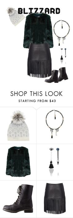 """Stay Warm & Chic"" by dearmissj on Polyvore featuring Mint Velvet, Charlotte Russe and Scoop"
