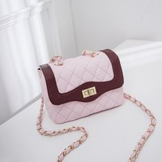 Item Type: Cross Body BagMain Material: PU LeatherClosure Type: CoverLining Material: LinenNumber of Handles/Straps: SingleInterior Feature: Cell Phone Pocket,I Chain Shoulder Bag, Plaid Pattern, Louis Vuitton Damier, Crossbody Bag, Chanel, Bags, Collection, Fashion, Handbags