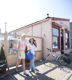 Het oudste cafeetje aan de haven in Zeebrugge, 't Werftje
