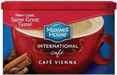 Maxwell House Cafe Collection House Blend Coffee, T-Discs for Tassimo Coffeemakers, Packages Ounces (Pack of Delicious, medium bodied coffee Coffee Pods, Coffee Cafe, Hot Coffee, Maxwell House Coffee, International Coffee, Discount Coffee, Cafe House, Yogurt Smoothies, Instant Coffee