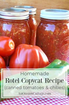 Copycat Recipes, Canning Vegetables, Canning Tomatoes, Veggies, Freezing Vegetables, Canning Salsa, Homemade Salsa For Canning, Sauces