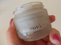 Omorovicza deep cleansing mask |