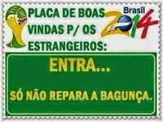 Português em Placas:  Essa placa é a primeira que chegou como colaboraç...