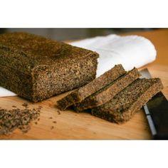 Paleo Brot aus der Backmischung Kümmelbrot - (www.paleo-paradies.de) glutenfrei - laktosefrei - zuckerfrei
