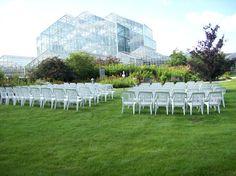 outdoor spring wedding at frederik meijer gardens in grand rapids mi grand rapids weddings