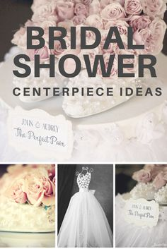 011895815df5 Bridal Shower Centerpiece Ideas - Affordable and Adorable!