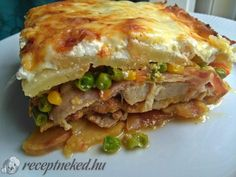 See related links to what you are looking for. Just Eat It, Hungarian Recipes, Lasagna, Beef Recipes, Casserole, Sausage, Grilling, Sandwiches, Food And Drink