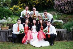 "Wedding Photo ""with a twist"" for fun by Anthony T Reynolds ,gippsland wedding photos"
