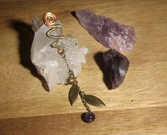 Dreadlock Accessory / dreadlock jewelry by SwallowTheSunDesign