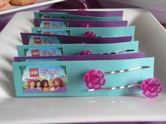 Lego Friends Birthday Party Ideas | Photo 18 of 23 | Catch My Party