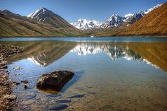 Issyk Kul, Kyrgyzstan | by Tan Yilmaz
