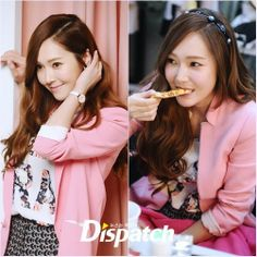 Jessica glams up for 'SOUP' pictorial.  #dispatch #jessica #soup #snsd #snsdcomeback #smgirlgroup #kpopnews #kpopmap