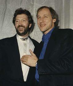 Mark Knopfler, Eric Clapton