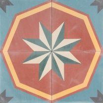 India-Antique by Jatana Interiors Fireplace Hearth Tiles, Porch Tile, Arabesque Tile, Wood Table Design, Antique Tiles, Encaustic Tile, Blue Tiles, Flooring Options, Tile Patterns