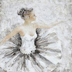 Premium collection by Home affaire Premium Collection by Home affaire Original Gemälde 100/100 cm grau, (B/H): 100/100cm, »Ballerina« Jetzt bestellen unter: https://moebel.ladendirekt.de/dekoration/bilder-und-rahmen/bilder/?uid=c4085d32-74af-5559-bddb-aa9486d50095&utm_source=pinterest&utm_medium=pin&utm_campaign=boards #100 #bilder #rahmen #dekoration