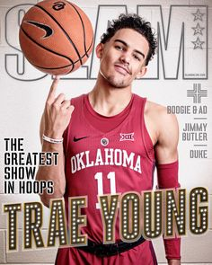 """2,188 Likes, 10 Comments - Oklahoma Men's Basketball (@ou_mbball) on Instagram: """" who is on the cover of SLAM..."""""""