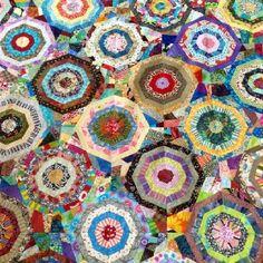 Love Julie Greenspan's spider web quilt!  on my short list!