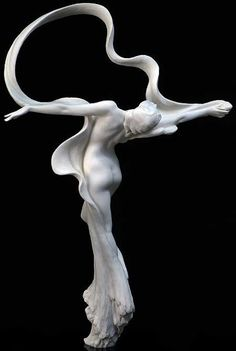 Gaylord Ho sculpture is masterfully skillful sculptor and an inspired artist. His goal in every sculpture is to bring to life the emotion of the moment being frozen forever in clay.