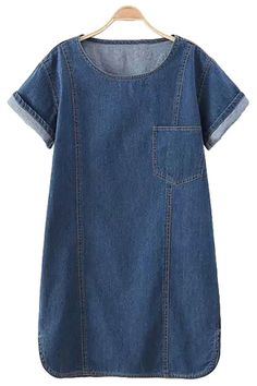 African Fashion Dresses, Fashion Outfits, Cute Casual Dresses, Denim Ideas, Schneider, Denim Outfit, Fashion Sewing, Jeans Dress, Mode Inspiration