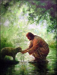 Pictures Of Jesus Christ, Jesus Christ Images, Jesus Art, God Jesus, Jesus Pics, Christian Paintings, Christian Artwork, Image Jesus, Jesus Photo