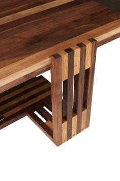Beacon Coffee Table. Custom designed, one-of-a-kind. ©The Joinery