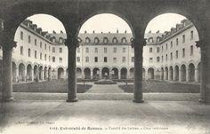 RENNES - Université de Rennes - Faculté des lettres