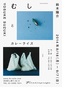 Yosuke Suzuki: Insect and Curry Rice