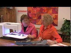 BERNINA: Bias, Binder & Beyond - YouTube