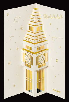 Hey, I found this really awesome Etsy listing at http://www.etsy.com/listing/117132448/big-ben-christmas-pop-up