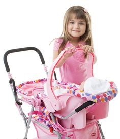 Joovy Toy Car Seat And Stroller. Joovy Toy Car Seat Baby Doll Accessory Pink Walmart Com. Home and Family Baby Dolls For Kids, Baby Doll Toys, Baby Alive Dolls, Girl Toys, Baby Doll Car Seat, Car Seat And Stroller, Baby Car Seats, Baby Doll Furniture, Barbie Furniture