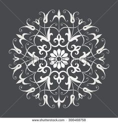 Find Circular Abstract Floral Pattern Mandala Round stock images in HD and millions of other royalty-free stock photos, illustrations and vectors in the Shutterstock collection. Thousands of new, high-quality pictures added every day.