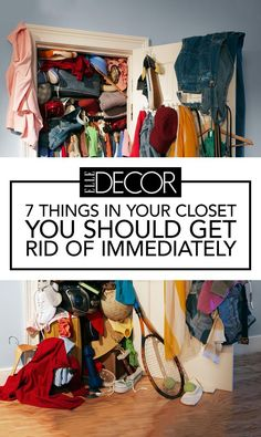 This epic closet purge will be the last one you ever need to do.